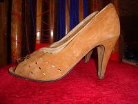 Отдается в дар Для ценителей винтажной обуви