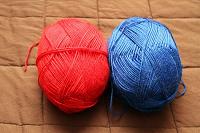 Отдается в дар пряжа для вязания