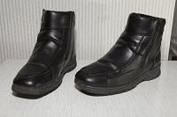 Отдается в дар Ботинки для проблемных ног б/у