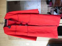 Отдается в дар Трикотажное пальто.