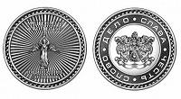 Отдается в дар монета Меценаты Столетия