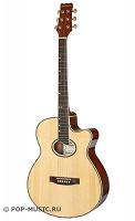Отдается в дар гитара Martinez W-02AC