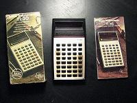 Отдается в дар научный калькулятор Texas Instruments TI-30 1979 г
