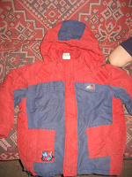 Отдается в дар Куртка на рост 116 см