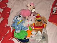 Отдается в дар Пакет мягких игрушек