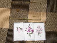 Отдается в дар подарочные платочки