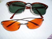 Отдается в дар Солнцезащитные очки «Fashion line»