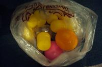 Отдается в дар Яйца-капсулы!