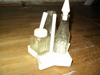 Отдается в дар пластмассовый набор на стол