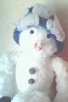 Отдается в дар Отдам снеговика