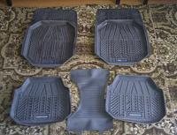 Отдается в дар автомобильные коврики RubberGuard