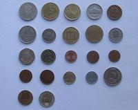 Отдается в дар Иностранные монетки коллекционерам