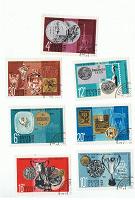 Отдается в дар Марки СССР 1968