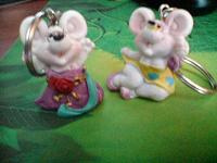 Отдается в дар брелки мышки