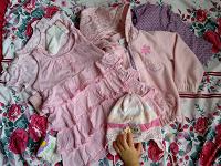 Отдается в дар Девичий комплектик одежды