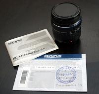 Отдается в дар объектив Olympus 14-42 F3.5-5.6
