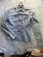 Отдается в дар рубашечка