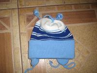 Отдается в дар Детская шапка новая