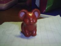 Отдается в дар Маленькая пластмассовая коала