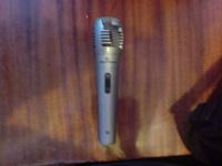 Отдается в дар Микрофон без шнура