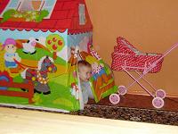 Отдается в дар Аксессуар для игрушечной коляски))