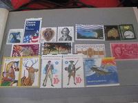 Отдается в дар Немного почтовых марок США