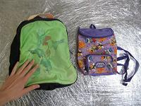 Отдается в дар Рюкзачки детские