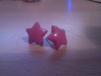 Отдается в дар милые сережки=)))