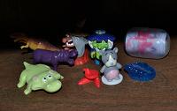 Отдается в дар Киндер сюрприз игрушки