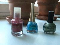 Отдается в дар Лаки: зелёный, красный, голубой