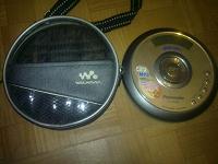 Отдается в дар CD/MP3/WMA плеер