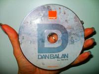 Отдается в дар диск Дана Балана