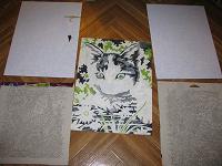 Отдается в дар раскраски-картины для взрослых и детей