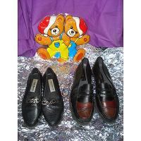 Отдается в дар Обувь (3 пары)