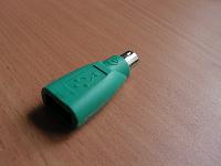 Отдается в дар Переходник PS/2 -> USB