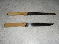Отдается в дар ножи кухонные