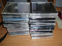 Отдается в дар Коробочки для CD