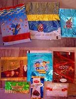 Отдается в дар Вкладыши от конфет