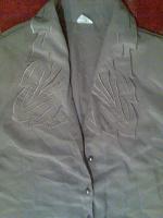 Отдается в дар блузка шелковая