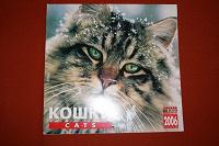 Отдается в дар Старый каледнарь настенный для любителей кошек