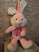 Отдается в дар Розовый заяц