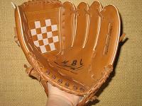 Отдается в дар Для бейсбола перчатка