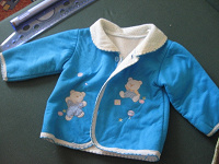 Отдается в дар Еще детская одежка