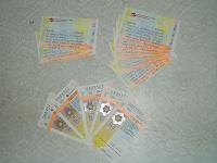 Отдается в дар Проедные билеты из Праги «Езденки»