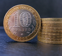 Отдается в дар Юбилейные монетки