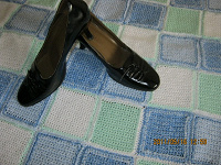 Отдается в дар Элегантные черные туфли