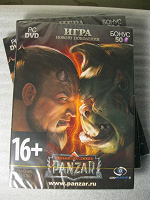 Отдается в дар Игра PANZAR