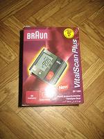 Отдается в дар Тонометр Braun BP 1650