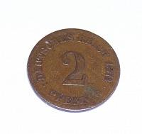 Отдается в дар Старинная немецкая монета