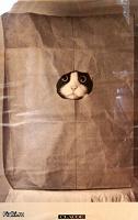 Отдается в дар Значочный кот в мешке!!!